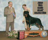 Ballardhaus Rottweilers | Rottweiler Breeders | Rottweiler Puppies | German Rottweilers For Sale | Imported Rottweilers For Sale