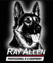 Ray Allen k9 Equipment