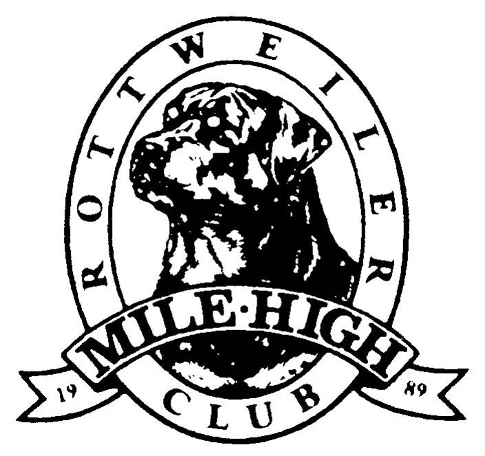Mile high Rottweiler Club